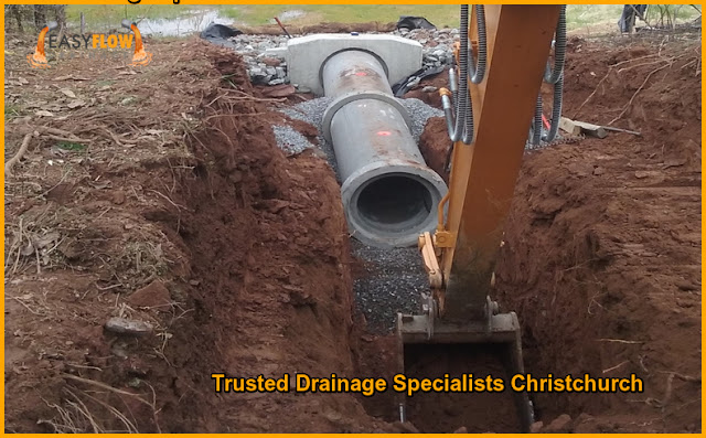 Easy Flow Drainage - Drainage Contractors & Drain Unblockers