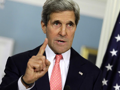 John Kerry, department of state, USA
