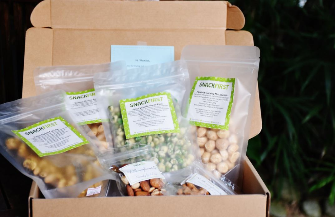 Snack with SNACK FIRST! Discount code in post! (By The Food Chapter)   SimplyJesMe