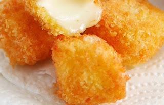 Resep Mozzarella Mashed Potato