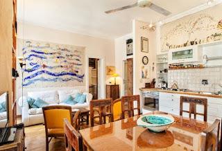 trastevere apartamento alugar Roma cecilia - Apartamento para alugar em Trastevere