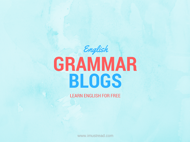List of Best Blogs To Learn English Grammar