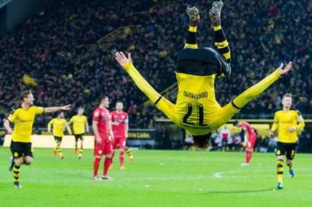 Dortmund Vs Stuttgart