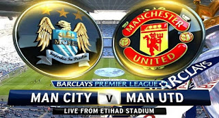 Manchester City vs Manchester United: