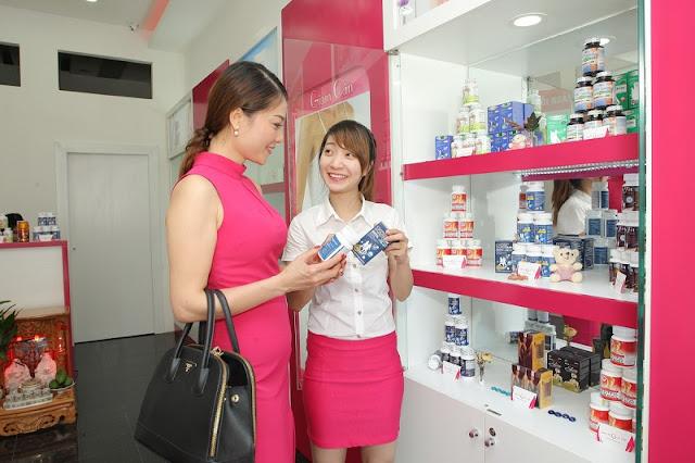 Thuốc Gỉam Cân được bán tại Hệ Thống Gỉam Cân An Toàn