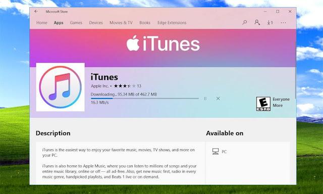 Microsoft-Store-iTunes-App