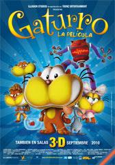 Ver Gaturro, la película (Gaturro 3D) Online