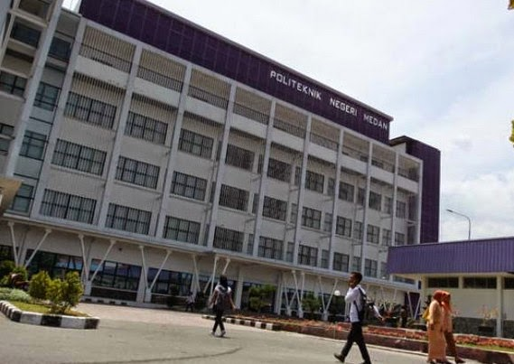 Info Pendaftaran Mahasiswa Baru Politeknik Negeri Medan