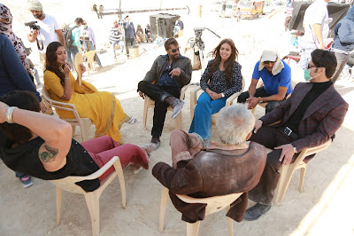 Baadshaho:  Do you know the difficulties and dangerous locations for its climax