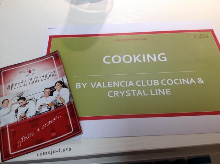 Programa de eventos - Valencia club de cocina ...