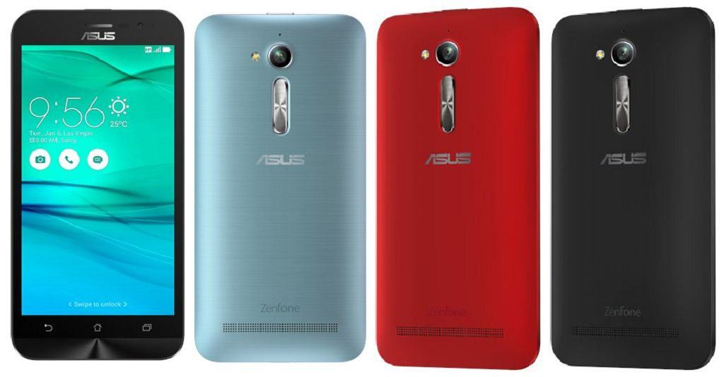 Asus ZenFone Go (ZB500KG) (2016) with Specifications