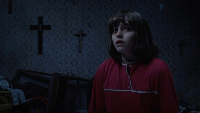 The Official Trailer Of 'Conjuring 2' Is Here And It Is Scary