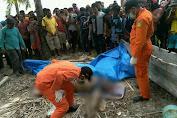 Jenazah Terdampar Di Takabonerate Siang Ini Di Evakuasi Ke Benteng