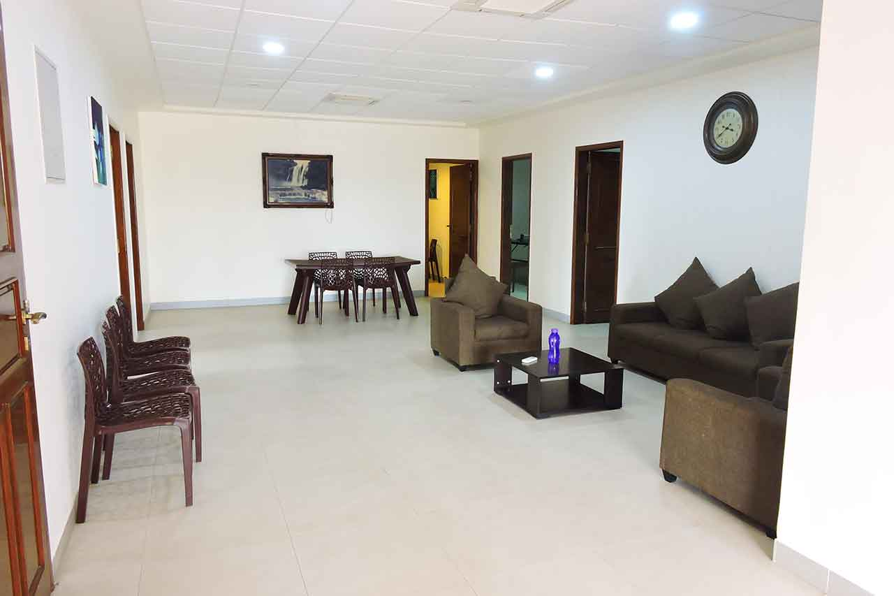 Beach House for Corporate Stays in Pondicherry