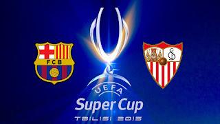 مشاهدة مباراة برشلونة واشبيلية بث مباشر بتاريخ 12-08-2018 كأس السوبر الأسباني