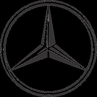 Baixar vetor logo Mercerdes Benz para Corel Draw gratis