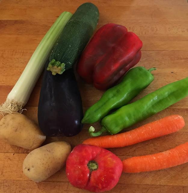 what can I do with veggies?   4 easy and delicious recipes! (recetas fáciles con verduras)