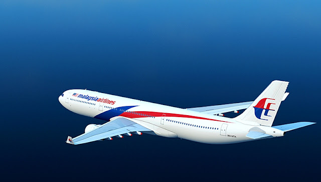 Airbus A330 Malaysia Airlines Plane