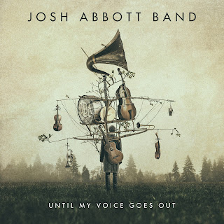 Album Review: Josh Abbott Band's Until My Voice Goes Out