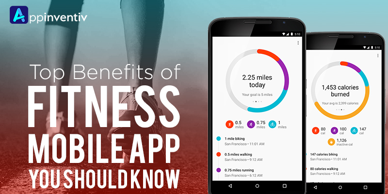 Top Benefits of Fitness Mobile Apps You Should Know!