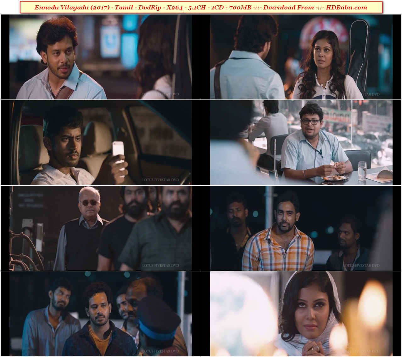Ennodu Vilayadu Full Movie Download
