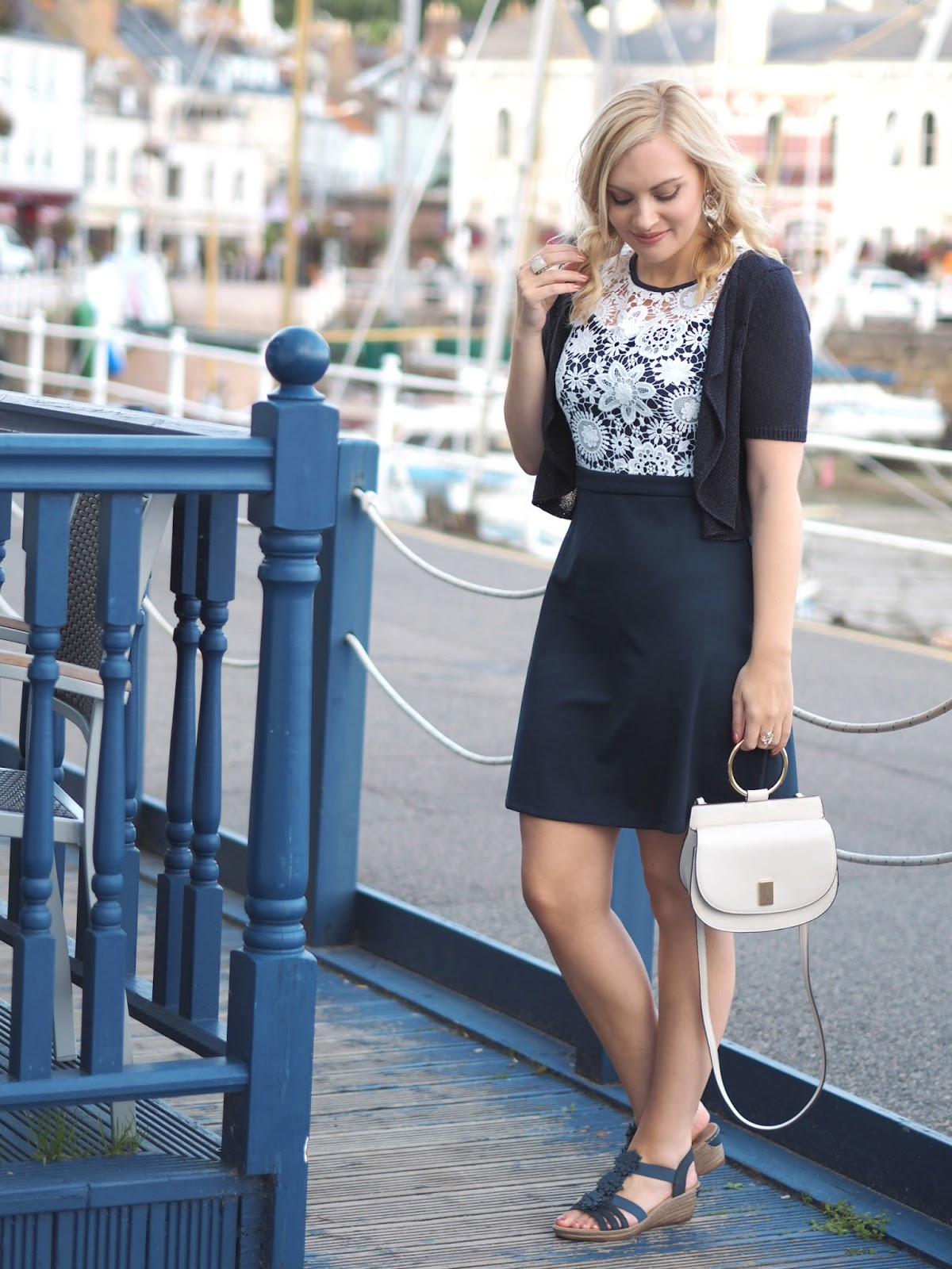Dressed for Dinner at The Salty Dog, Jersey, Channel Islands, St Aubins Bay, The Salty Dog Restaurant, UK Blogger, Katie Kirk Loves, Fashion Blogger, Fashion Influencer, Style Blogger, Travel Blogger, UK Travel Blogger, Restaurant Review, Food Blogger