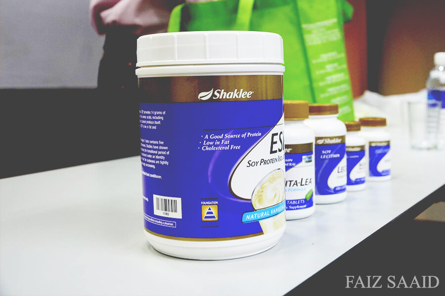 vitamin shaklee best kalau dapat free orang sponsor