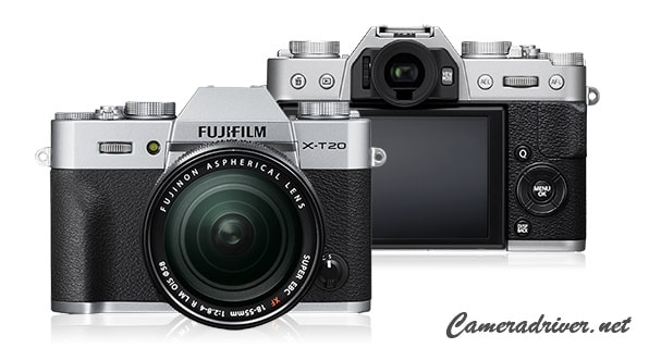 Fujifilm X-T20 Software Download