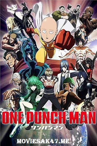 One Punch Man Season 2 Complete Download 480p 720p HEVC