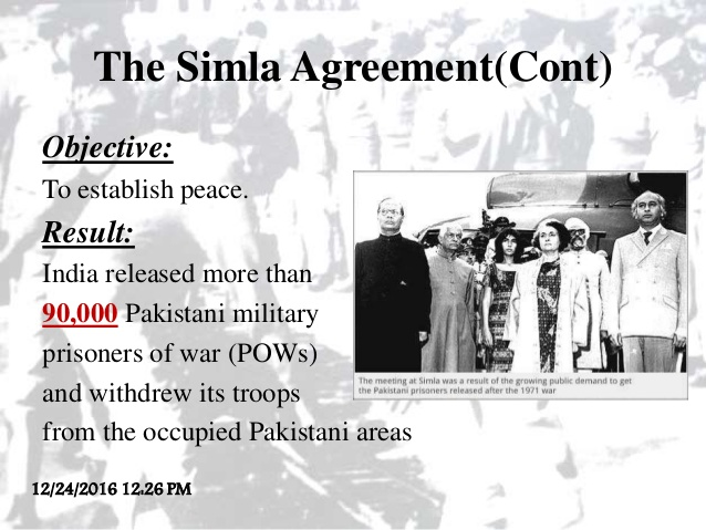 Historical Facts Latest Update On Indo Pak Relations Kashmir