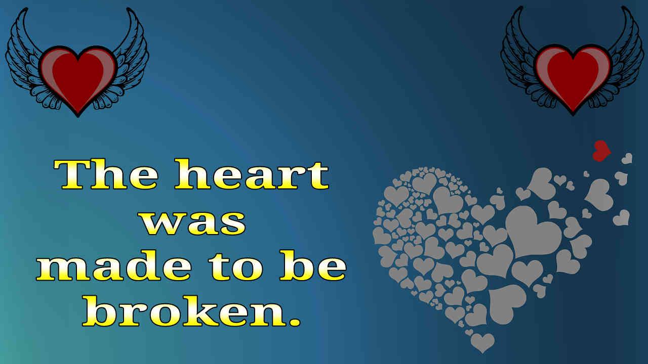 Up love whatsapp status break Love Status