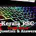 Kerala PSC Computers Question and Answers - 14