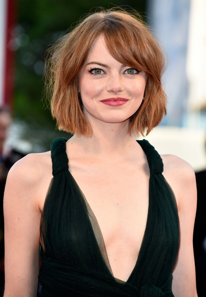 Emma Stone Collections Emma Stone Hot And Sexy