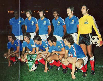 Soccer nostalgia for Stade du miroir