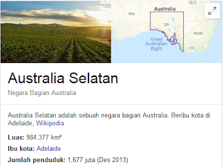 South Australia atau australia selatan