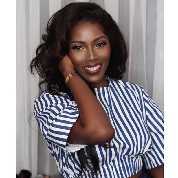 Tiwa Savage is pregnant with baby number 2!
