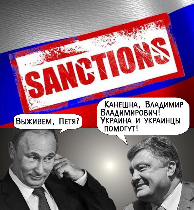 Немає кращого шляху до відновлення в РФ хоч якоїсь поваги до міжнародного права, ніж санкції, - Порошенко - Цензор.НЕТ 7018