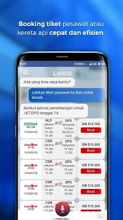 Lenna - Asisten Pintar Apk | Free Download Android Application