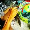 Airbrush Replika AGV