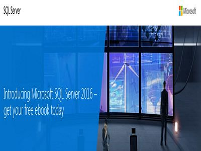 sql server 2016 new features