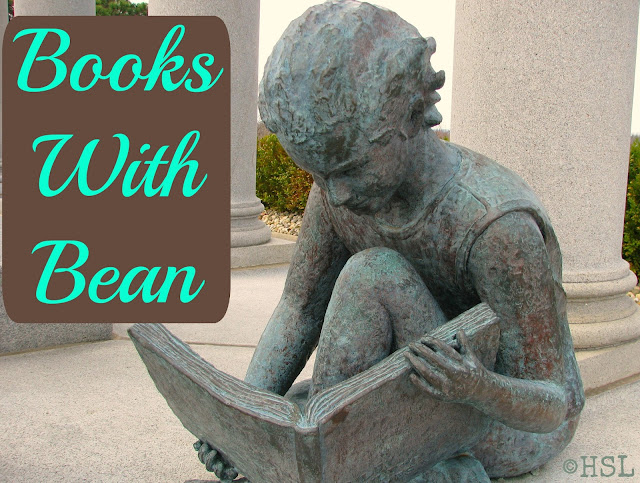 Books With Bean, Spring Break, book reviews by teens