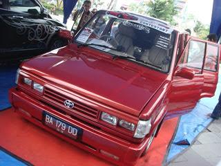 Modifikasi Toyota Kijang Grand Ekstra - Andye Stc Design