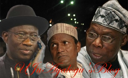 Extend Probe On Recovered Loot To OBJ, Yar'Adua, Jonathan's Govt- SERAP