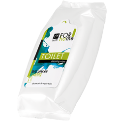FM Group T002 Toilet Cleaning Wipes