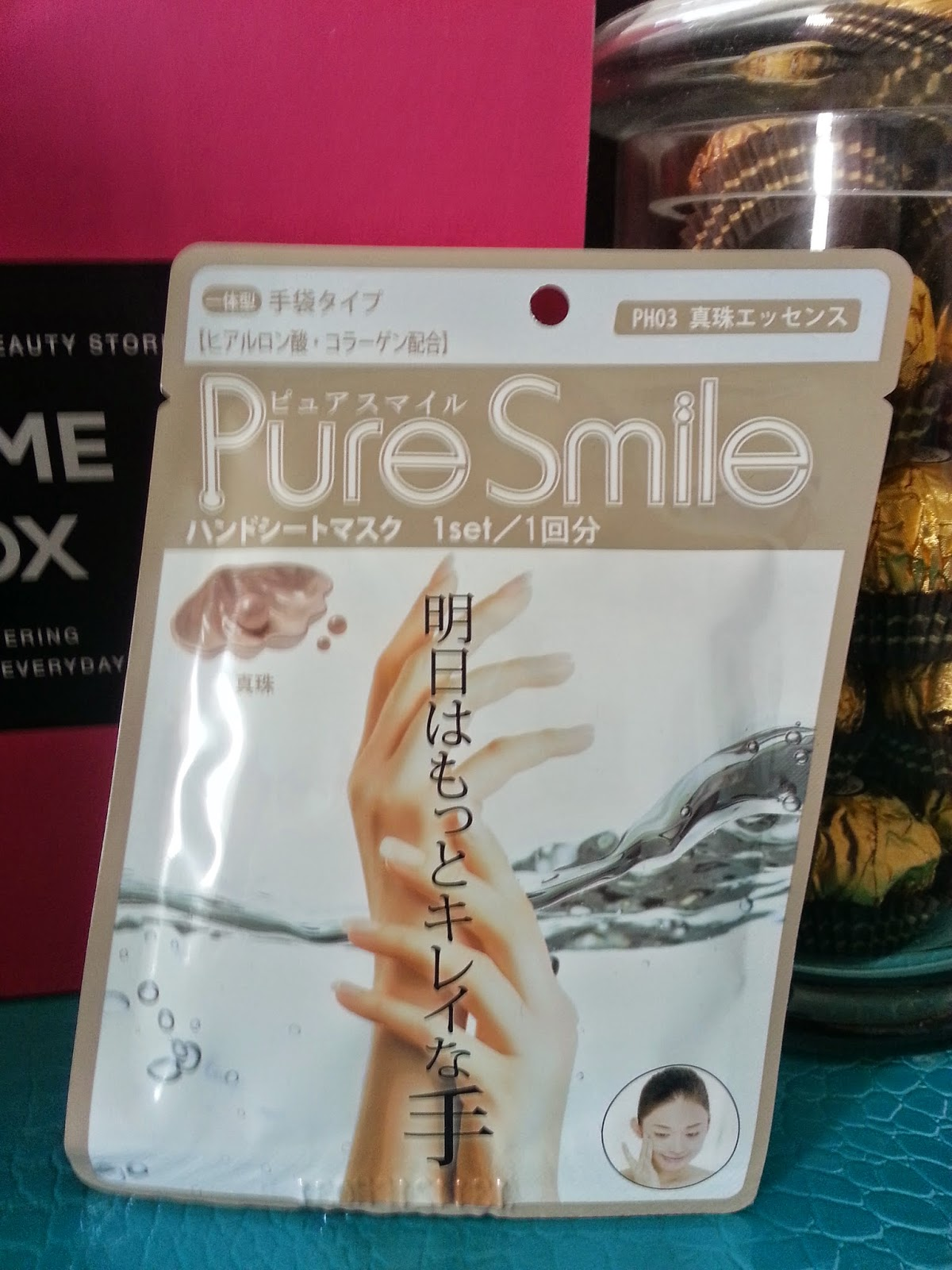 Pure Smile Potion Pack Hand