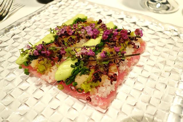 『菜菜子專欄』 日本。東京半島頂級法式料理Peter at The Peninsula