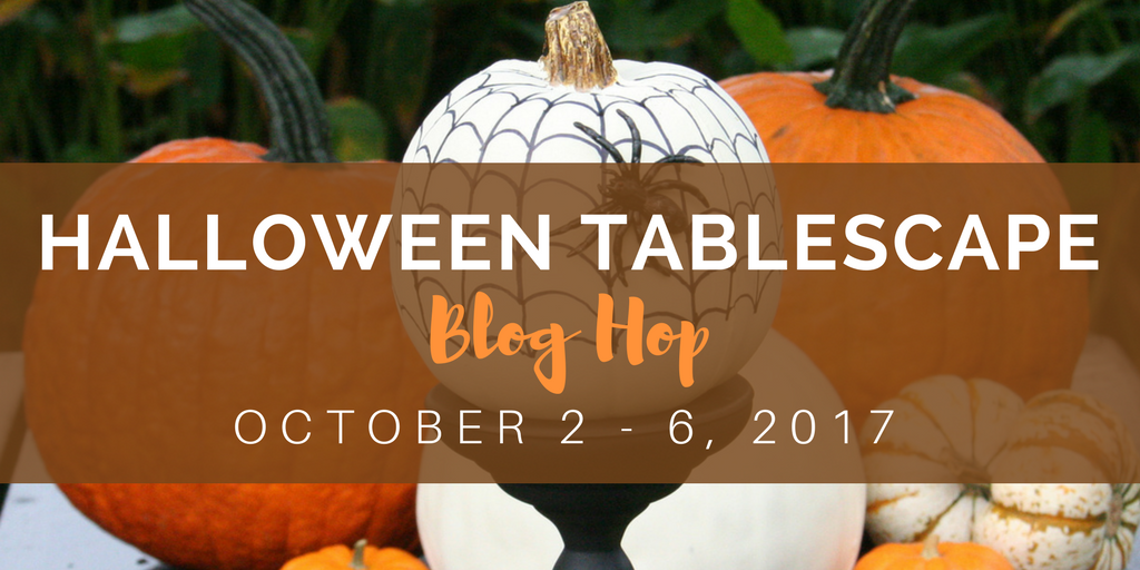 Halloween Tablescape Blog Hop