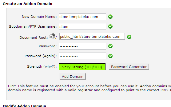 Membuat Subdomain di WordPress Dari Blogspot
