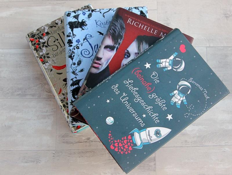 #Buchliebenetz // Das Bücher ABC