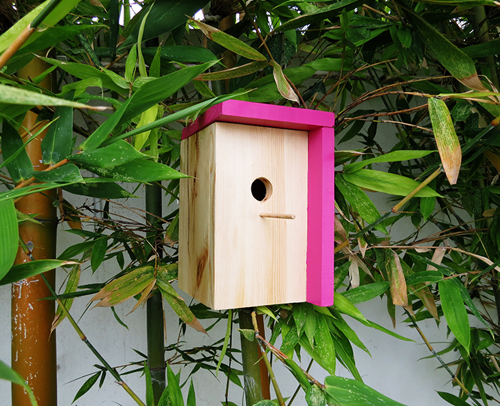 How To Build A Modern Birdhouse Ohoh Blog
